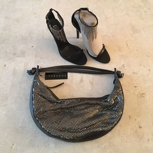 Matching Heels and Purse